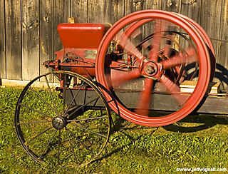 Antique Steam Engine Jeff Wignall